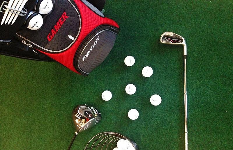 top flite golf brand