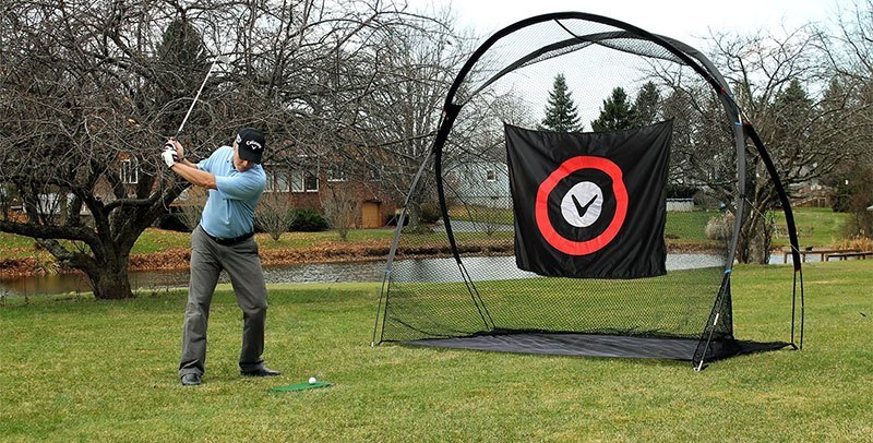 callaway golf practice net review