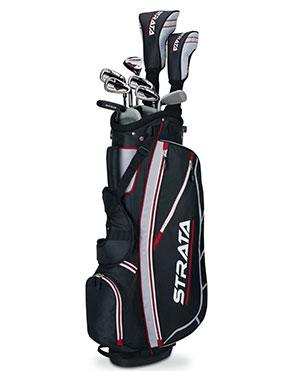 Callaway Men's Strata Complete Golf Club Set with Bag - best golf clubs for beginners