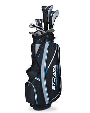 Callaway Women's Strata Complete Golf Club Set with Bag - best golf clubs for beginners