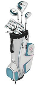 Wilson Women's Hope Right Hand Complete Golf Set