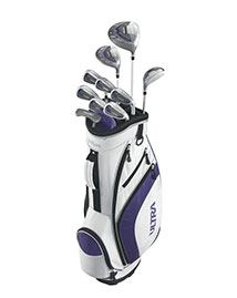 Wilson Women's Ultra Complete Package Golf Set - best golf clubs for beginners