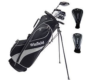 Winfield VERTEX Men's Golf Package Set - best golf clubs for beginners