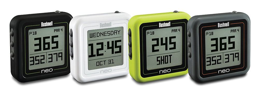 Bushnell Neo Ghost Golf GPS Rangefinder