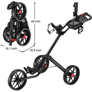 Buyer's Guide: Best Golf Push Carts (2018) • Where's My Cad? on sun mountain golf cart seat, sun mountain golf cart tires, sun mountain golf cart air pump,