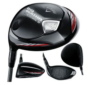 Callaway Men's Big Bertha V Series Driver