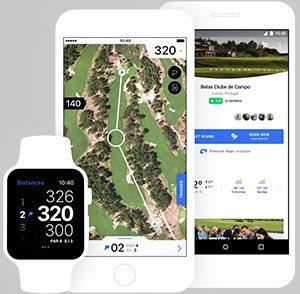 hole19 gps and scorecard app