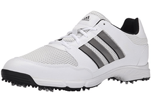 52f93139ea8 Adidas Men s Tech Response 4.0 Golf Shoes were innovated to meet the  demands of pro golfers. The right golf shoe choice for a golfer who spends  time on the ...