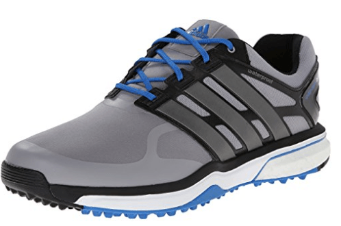 hot sale online 0d324 68f4c Adidas Mens Adipower Sports Boost Golf Shoe