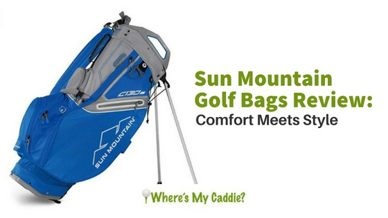 Sun Mountain Golf Bags Review