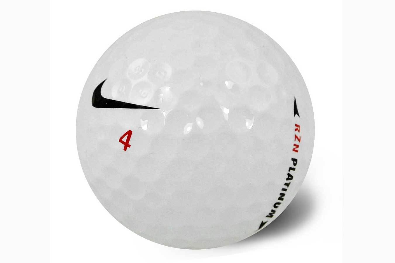 white Nike golf ball