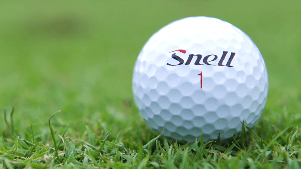 Snell golf ball